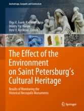 The Effect Of The Environment On Saint Petersburg's Cultural Heritage