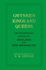 Gwynne's Kings and Queens Copertina del libro