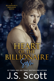 Heart of the Billionaire ~ Sam book
