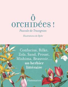 Ô orchidées La couverture du livre martien
