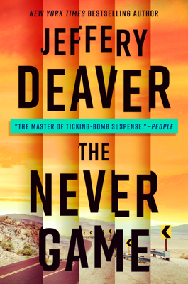 Jeffery Deaver - The Never Game book