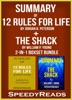 Summary of 12 Rules for Life: An Antidote to Chaos by Jordan B. Peterson + Summary of The Shack by William P. Young 2-in-1 Boxset Bundle