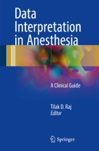 Data Interpretation In Anesthesia