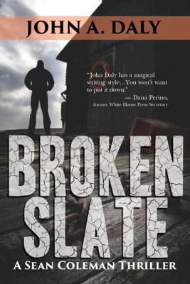 John A. Daly - Broken Slate book