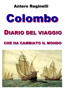 COLOMBO. Diario del viaggio che ha cambiato il mondo Libro Cover