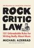 Rock Critic Law