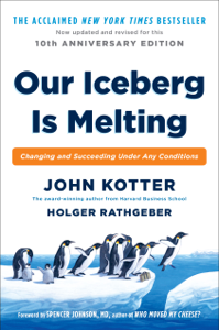 Our Iceberg Is Melting Libro Cover