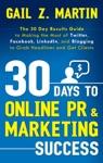 30 Days To Online PR  Marketing Success