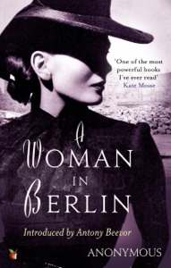 A Woman In Berlin Cover Book