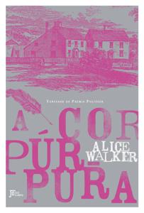 A cor púrpura Book Cover