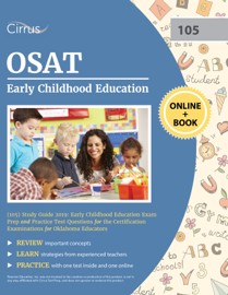 OSAT Early Childhood Education (105) Study Guide 2019