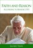 Benedict XVI (Joseph Ratzinger) - Faith and reason artwork