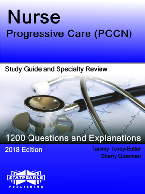 Nurse-Progressive Care (PCCN) - Tammy Toney-Butler & Sherry Gossman book