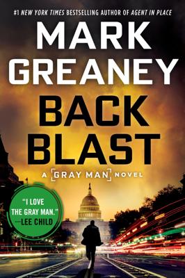 Back Blast - Mark Greaney book