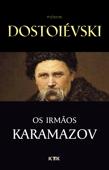 Os Irmãos Karamazov Book Cover