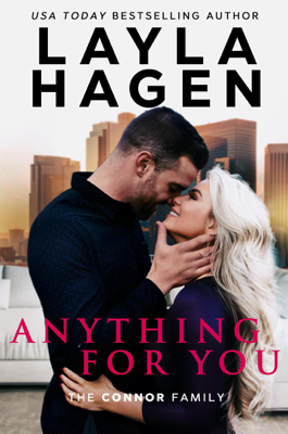 Anything For You - Layla Hagen book