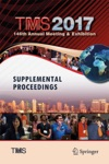 TMS 2017 146th Annual Meeting  Exhibition Supplemental Proceedings