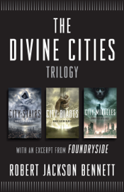 The Divine Cities Trilogy book