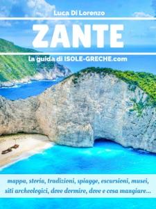 Zante - La guida di isole-greche.com Book Cover
