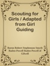Scouting For Girls  Adapted From Girl Guiding
