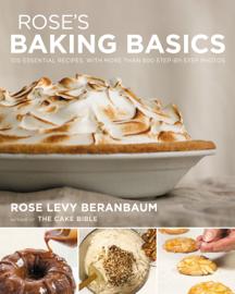 Rose's Baking Basics book
