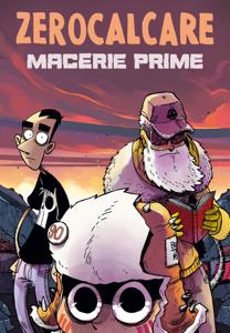 Macerie Prime Libro Cover