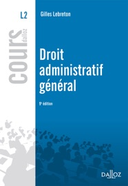 Droit Administratif G N Ral
