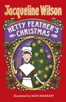 Jacqueline Wilson - Hetty Feather's Christmas artwork