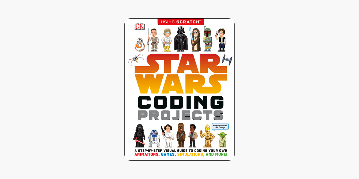 ‎Star Wars Coding Projects