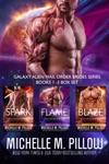 Galaxy Alien Mail Order Brides Series Books 1-3 Box Set