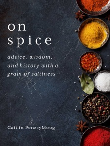 On Spice Book Cover