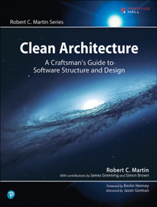Clean Architecture Copertina del libro