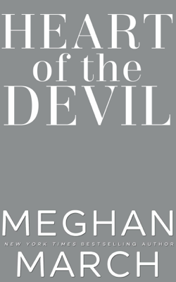 Heart of the Devil - Meghan March book