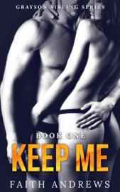 Keep Me book