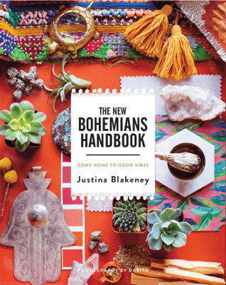 The New Bohemians Handbook - Justina Blakeney book