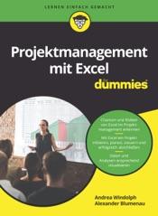 Projektmanagement mit Excel für Dummies