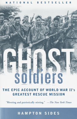 Ghost Soldiers - Hampton Sides book