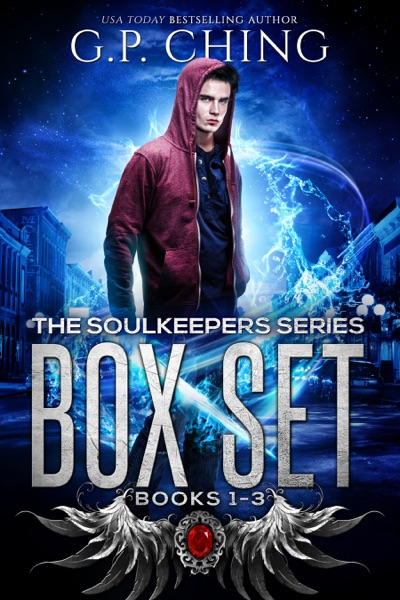 The Soulkeepers Series, Part One (Books 1-3)