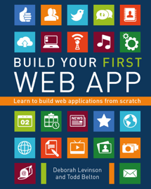 Build Your First Web App book