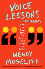 Voice Lessons for Parents book