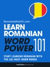 Learn Romanian - Word Power 101