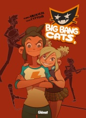 Download and Read Online Big Bang Cats - Tome 01