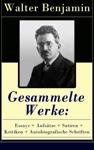 Gesammelte Werke Essays  Aufstze  Satiren  Kritiken  Autobiografische Schriften