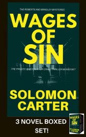 Wages of Sin: Private Investigator Crime Thriller Boxed Set book