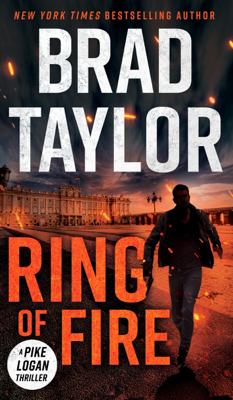 Ring of Fire - Brad Taylor book