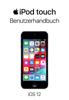 Apple Inc. - iPod touch-Benutzerhandbuch für iOS 12 Grafik