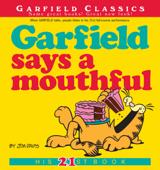Garfield Says a Mouthful