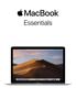Apple Inc. - MacBook Essentials artwork