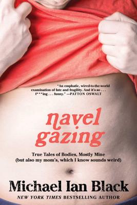 Navel Gazing - Michael Ian Black book