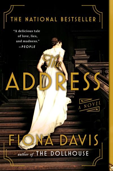 The Address - Fiona Davis book cover